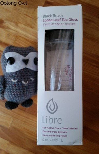 Libre Tea Infuser - Oolong Owl Teaware review (1)