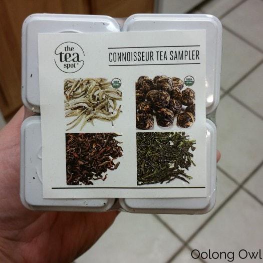 The Tea Spot Connoisseur Collection - Oolong Owl Tea Review (1)