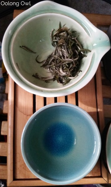 The Tea Spot Connoisseur Collection - Oolong Owl Tea Review (13)