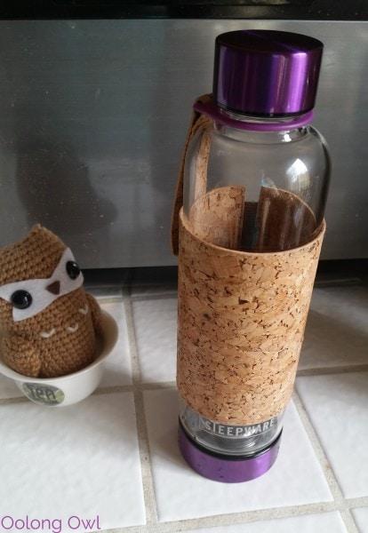 Urban Tea Tumbler from The Tea Spot - Oolong Owl Teaware Review (5)