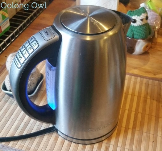 cusinart variable temp kettle - oolong owl teaware review (1)