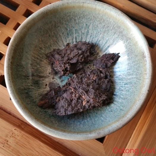 2014 gu ming xiang bulang gushu crimson lotus tea - oolong owl (6)