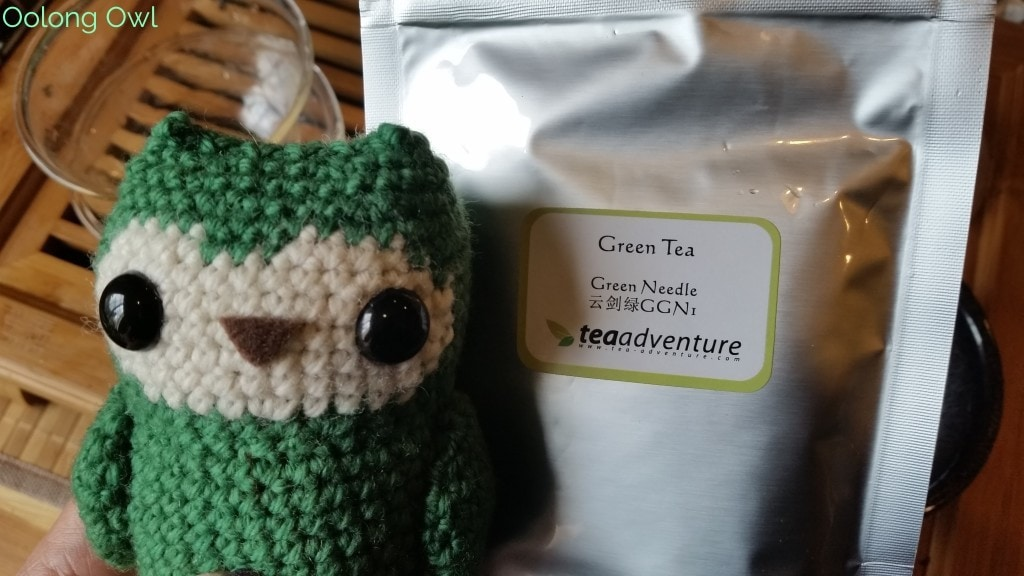 Tea Adventure Green Teas - Oolong Owl (13)