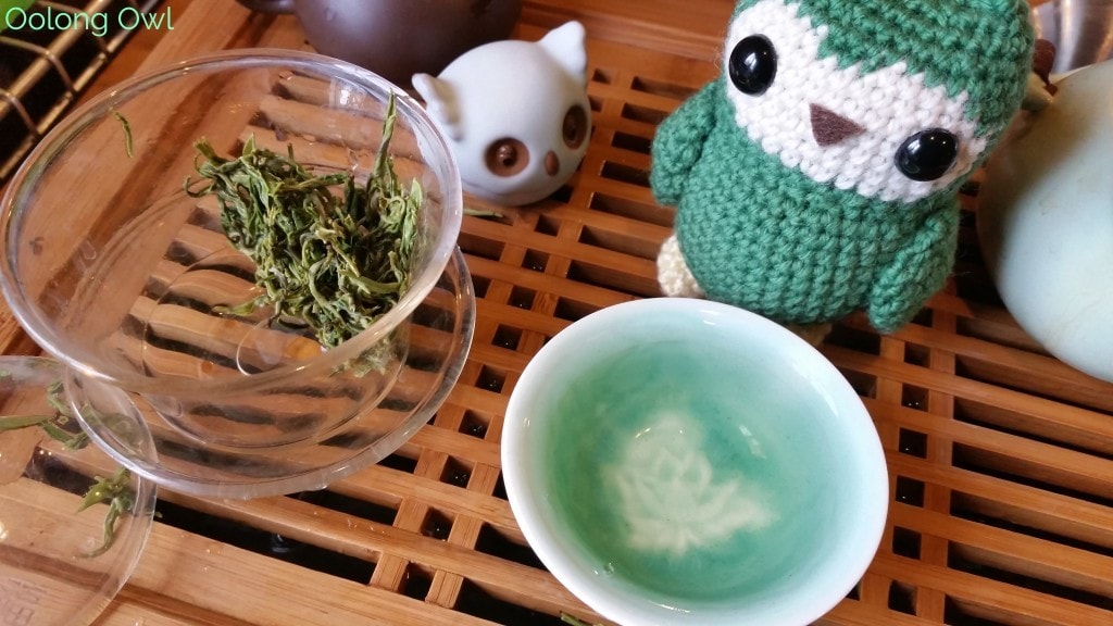 Tea Adventure Green Teas - Oolong Owl (3)
