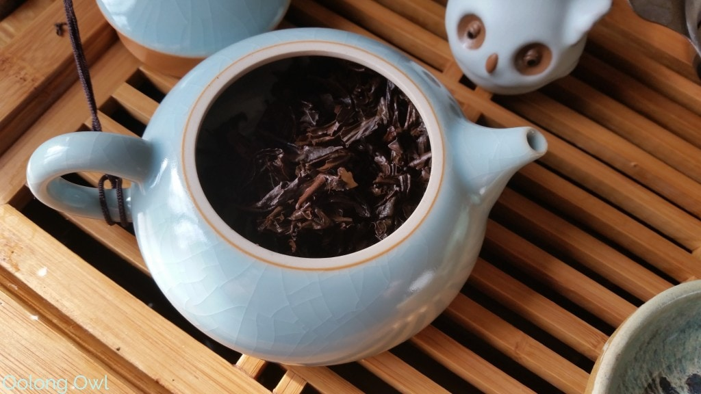 teawarehouse review - Oolong Owl (7)