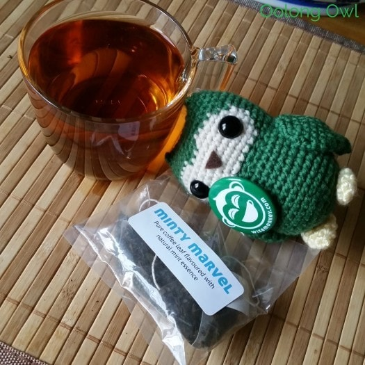 Wize Monkey Coffee Leaf Tea - mango mint - oolong owl (1)