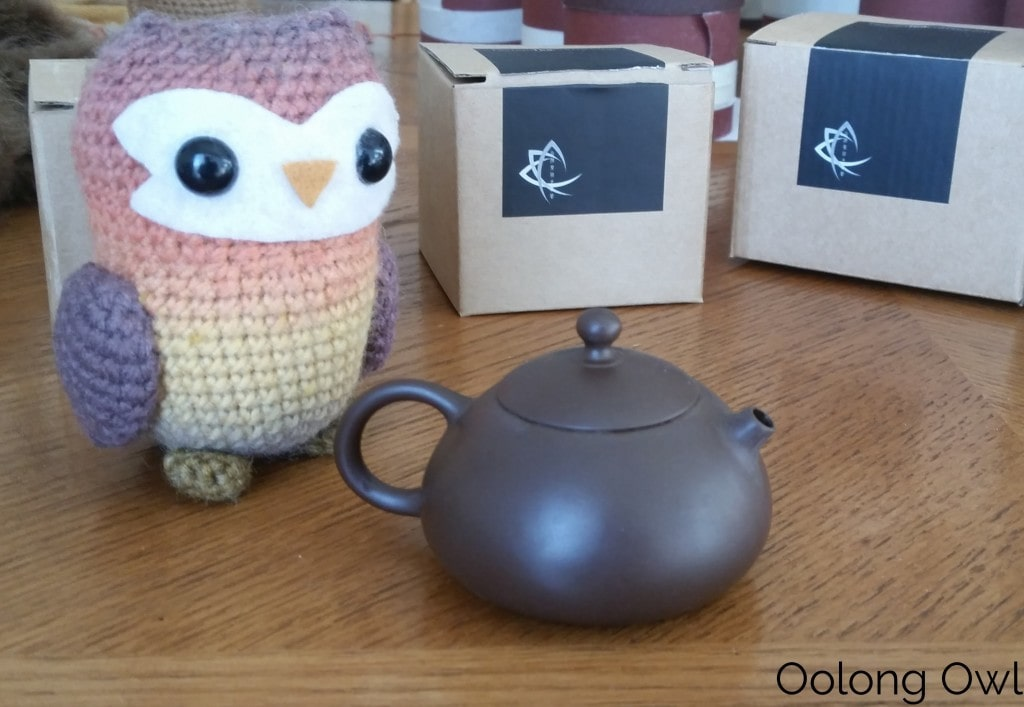 Taiwan Tea Crafts yixing clay tea pot (2)
