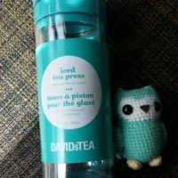 Davidstea iced tea press - Oolong Owl (1)