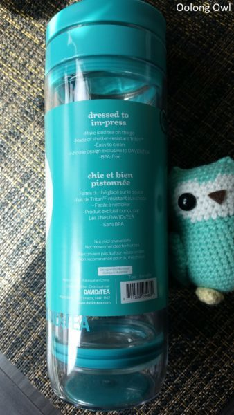 Davidstea iced tea press - Oolong Owl (2)
