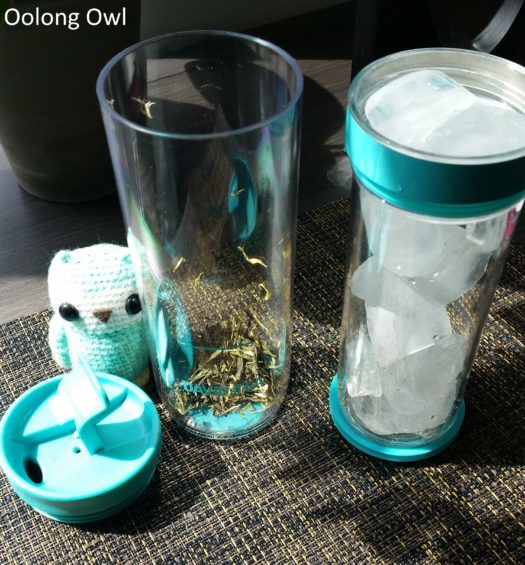 Davidstea iced tea press - Oolong Owl (8)