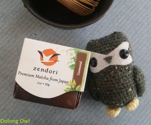 Zendori Matcha - Oolong Owl (1)