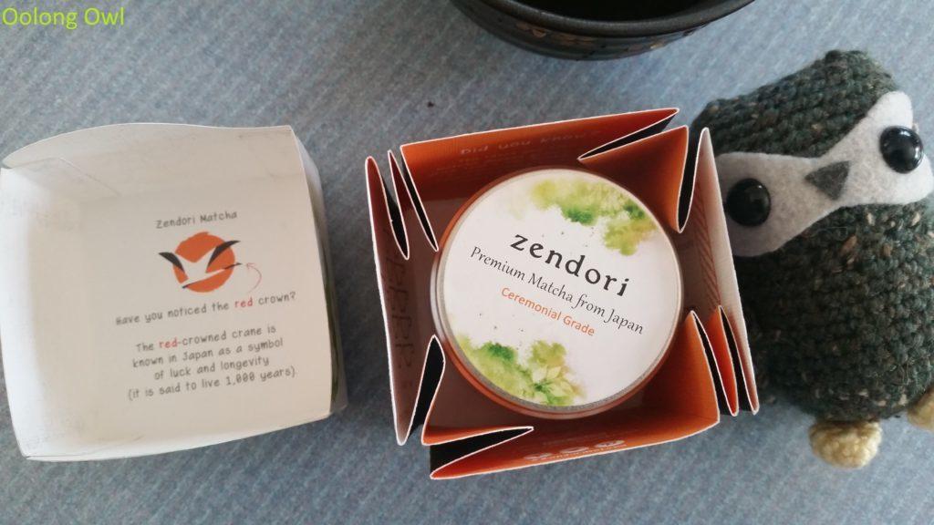 Zendori Matcha - Oolong Owl (4)
