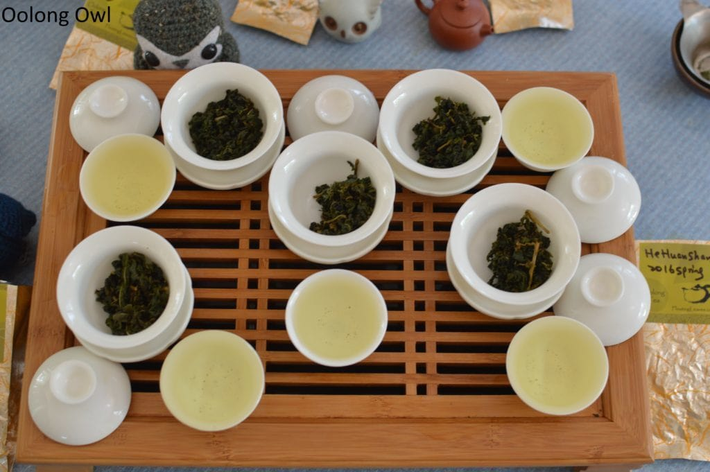 floating leaves blind tasting oolong - oolong owl (10)