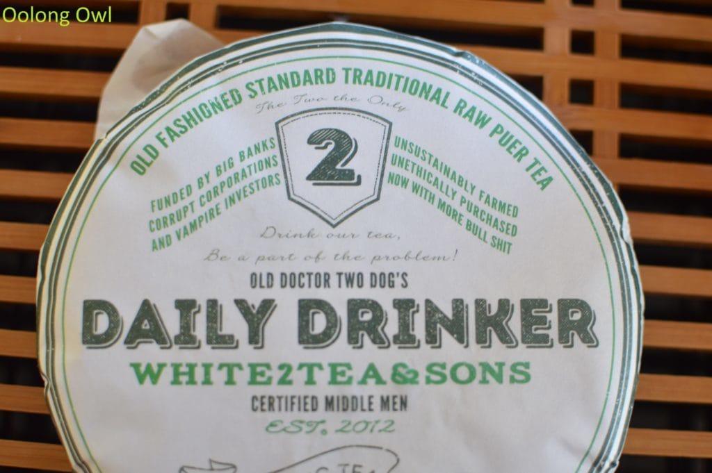 2016 Daily Drinker White2tea - oolong owl (2)