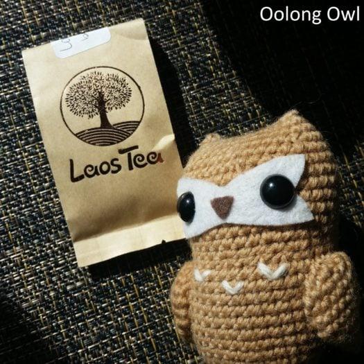Laos Tea 2012 Sheng - oolong Owl (1)