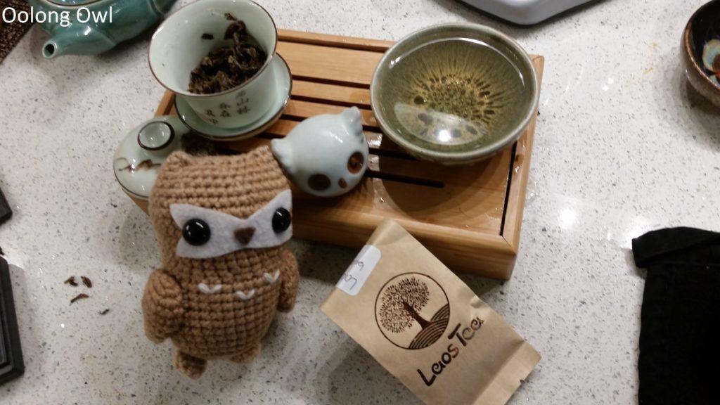 Laos Tea 2012 Sheng - oolong Owl (5)