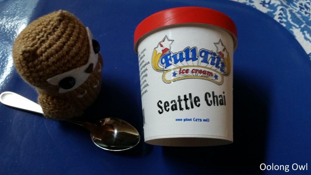 Seattle Chai Full Tilt Ice Cream - Oolong Owl (1)
