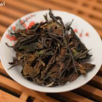 Red Peony - Floating Leaves Tea - Oolong owl (3)