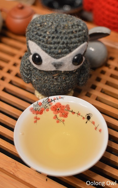 Red Peony - Floating Leaves Tea - Oolong owl (4)