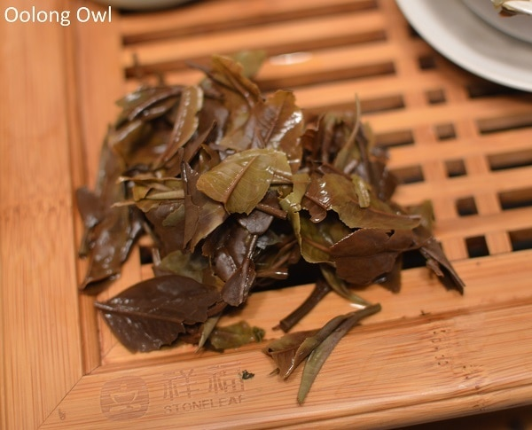 Red Peony - Floating Leaves Tea - Oolong owl (9)