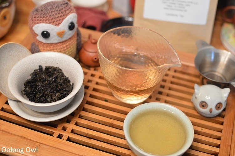 Tillerman tea oolong - Oolong Owl (14)
