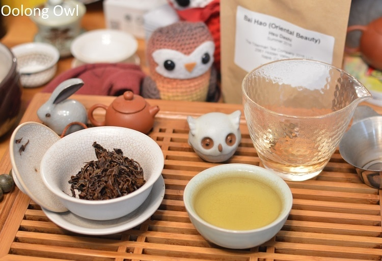 Tillerman tea oolong - Oolong Owl (3)
