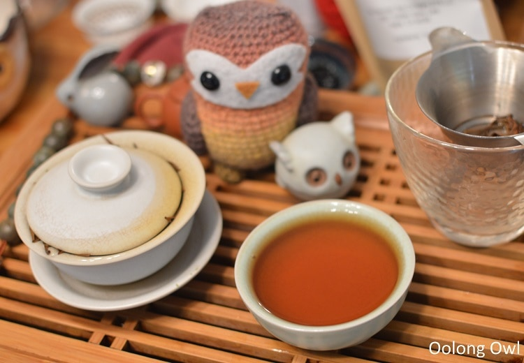Tillerman tea oolong - Oolong Owl (6)