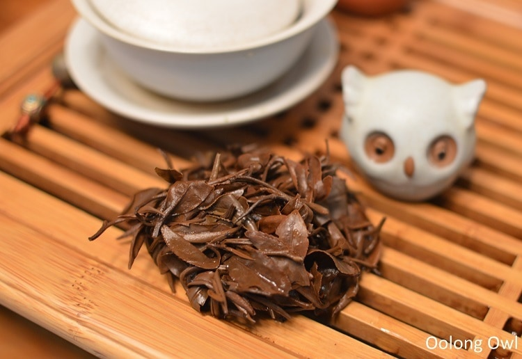 Tillerman tea oolong - Oolong Owl (7)