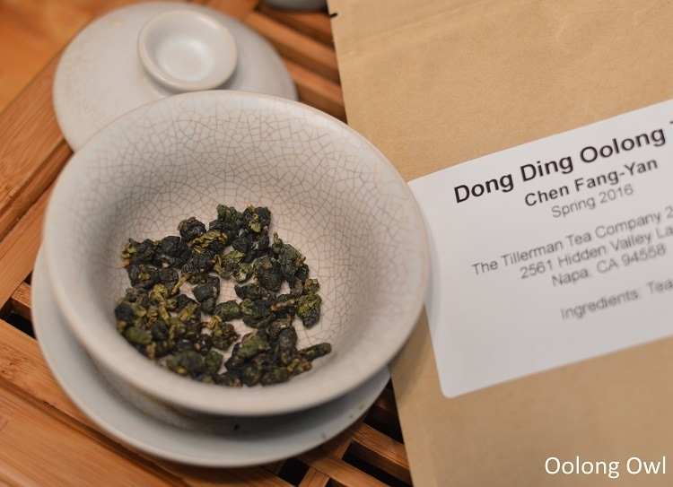 Tillerman tea oolong - Oolong Owl (8)