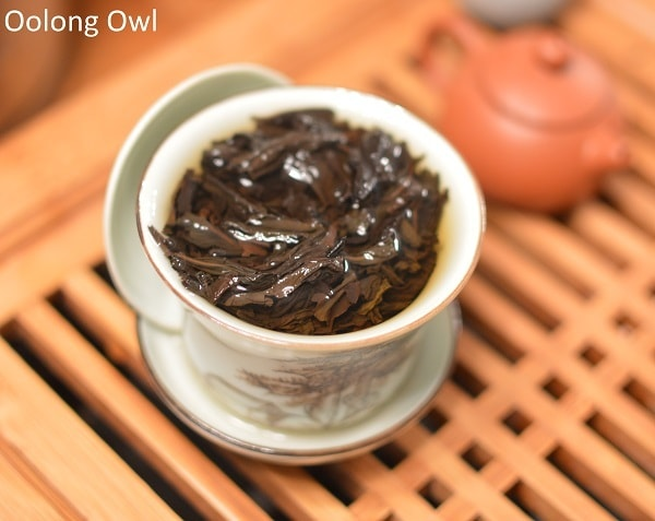superior wuyi golden buddha Treasure Green Oolong Owl (8)