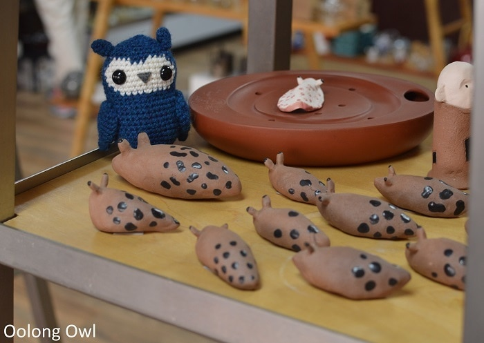 Owl vs Slugs @ Phoenix Tea Seattle