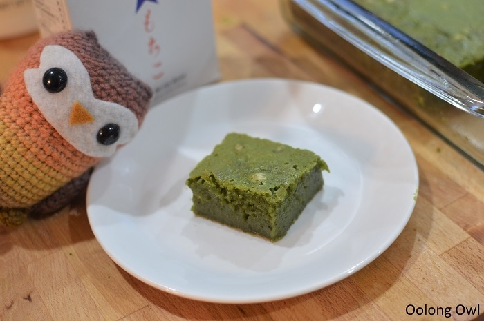 Matcha butter mochi - Oolong Owl (7)