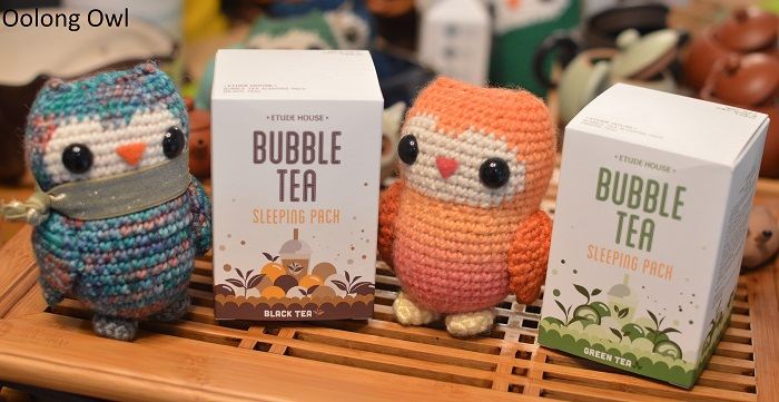 etude house bubble tea sleeping pack - oolong owl (1)