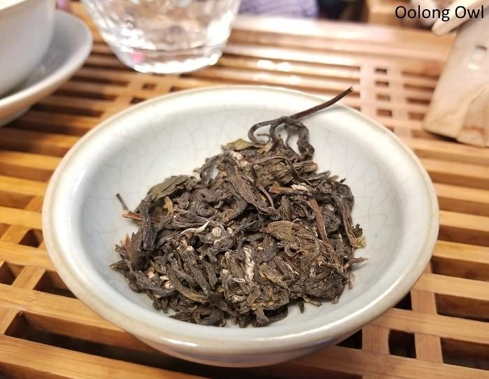 Shang tea white puer cake - Oolong Owl (3)