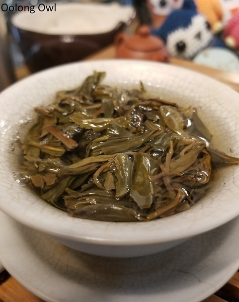 Shang tea white puer cake - Oolong Owl (6)