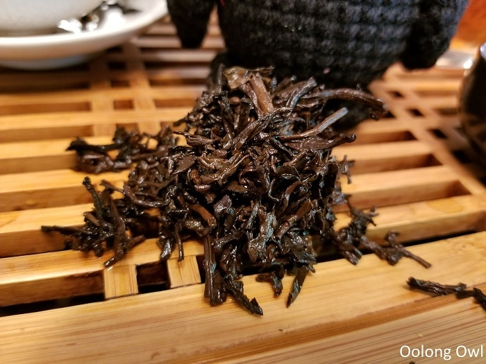 Thats no moon Crimson Lotus Tea - Oolong Owl (12)