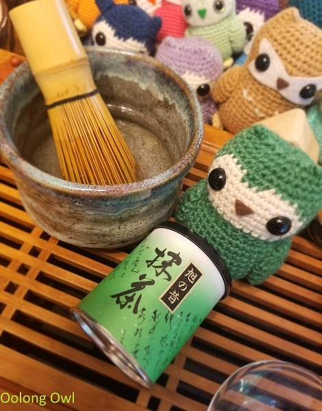 japanese green tea in matcha - oolong owl (2)
