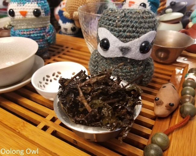 charcoal roast dong ding 3 roast - floating leaves tea - oolong owl (10)