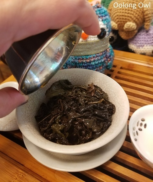 charcoal roast dong ding 3 roast - floating leaves tea - oolong owl (11)