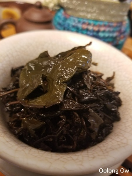 charcoal roast dong ding 3 roast - floating leaves tea - oolong owl (12)