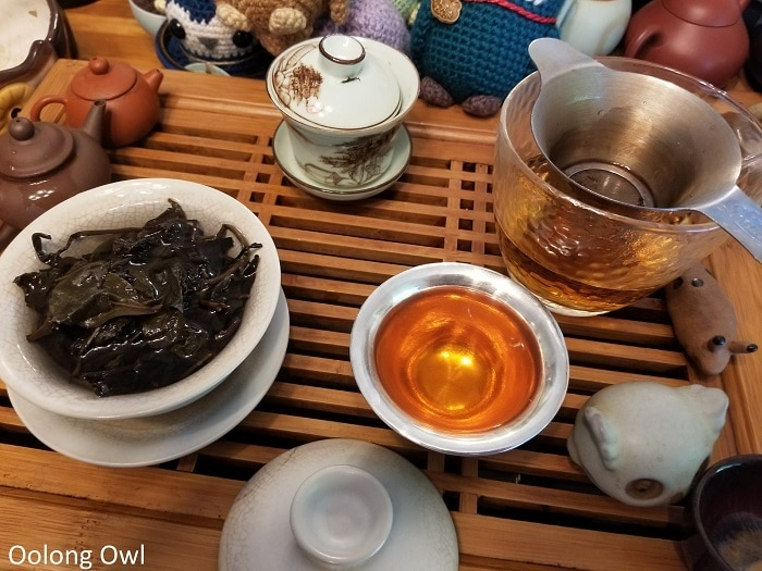 charcoal roast dong ding 3 roast - floating leaves tea - oolong owl (14)