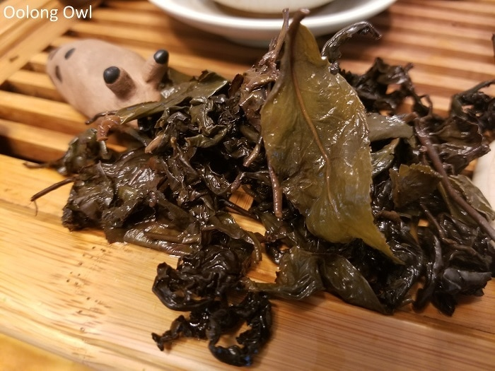 charcoal roast dong ding 3 roast - floating leaves tea - oolong owl (15)