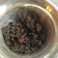 charcoal roast dong ding 3 roast - floating leaves tea - oolong owl (2)