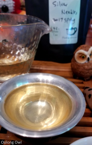 2017 spring silver needle floating leaves tea - oolong owl (6)
