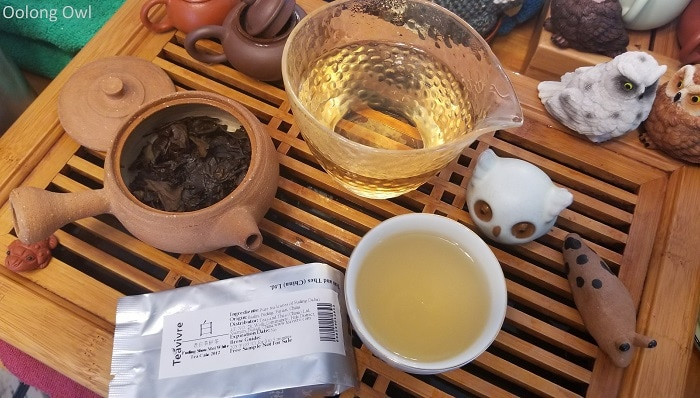 2012 shou mei white tea teavivre - oolong owl (3)