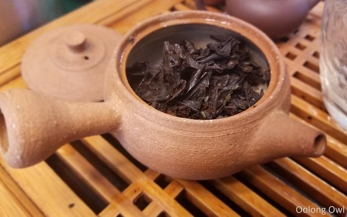 2012 shou mei white tea teavivre - oolong owl (7)