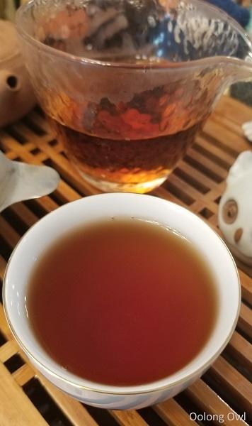2012 shou mei white tea teavivre - oolong owl (9)